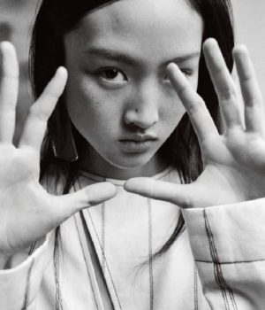 JING WEN BY YU CONG FOR NUMERO CHINA FEBRUARY 2016