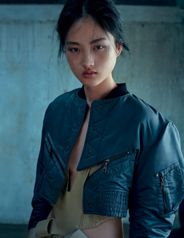 Jing Wen by Stefan Khoo for L'Officiel Malaysia February 2016 (2)