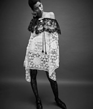 KARLY LOYCE & LINEISY MONTERO BY MARIO SORRENTI FOR VOGUE PARIS FEBRUARY 2016