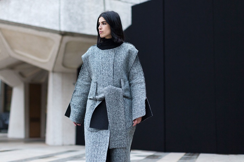 London Fashion Week Fall 2016 Street Style (1)