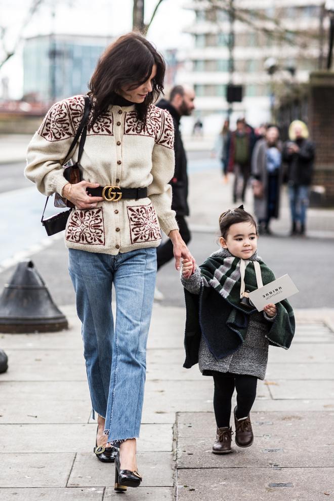 London Fashion Week Fall 2016 Street Style 90 Minimal