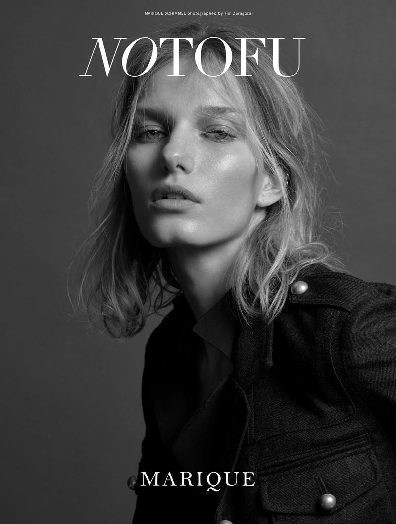 Marique Schimmel_No Tofu Magazine Winter 2015-2016 Covers
