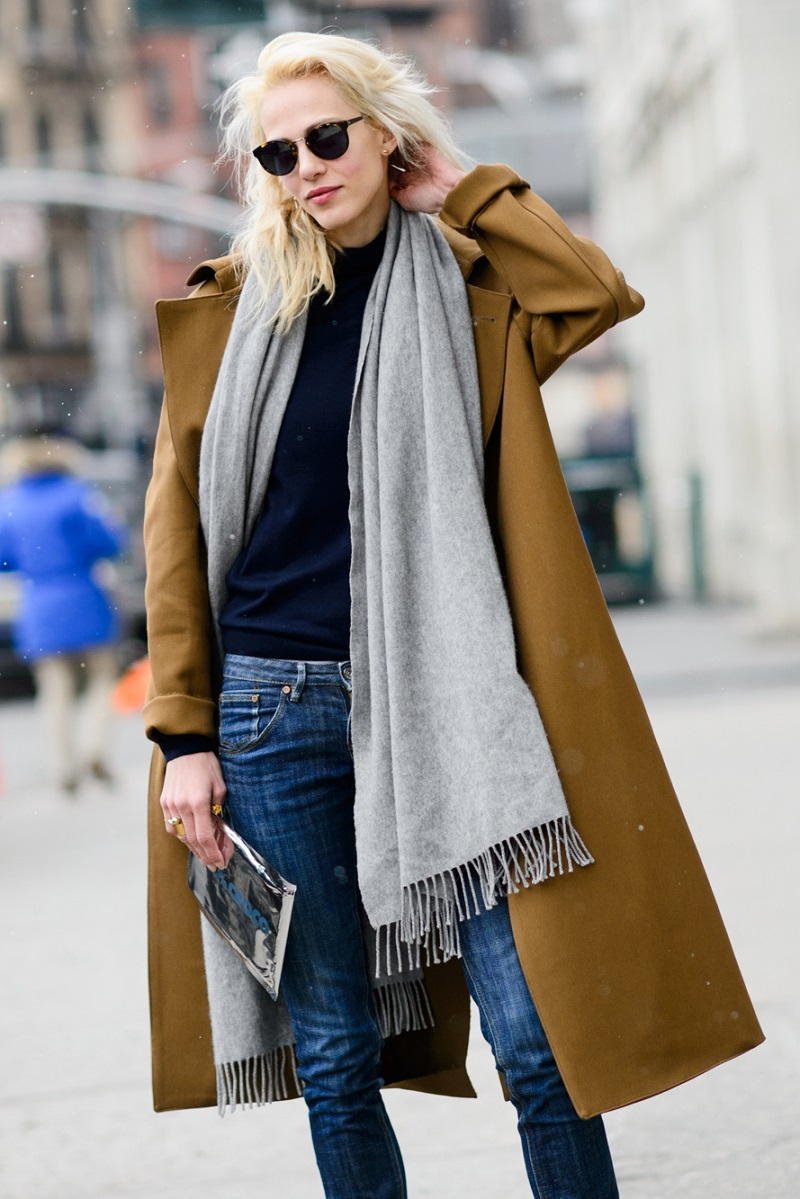 New York Fashion Week Fall 2016 Street Style Nyfw Fall