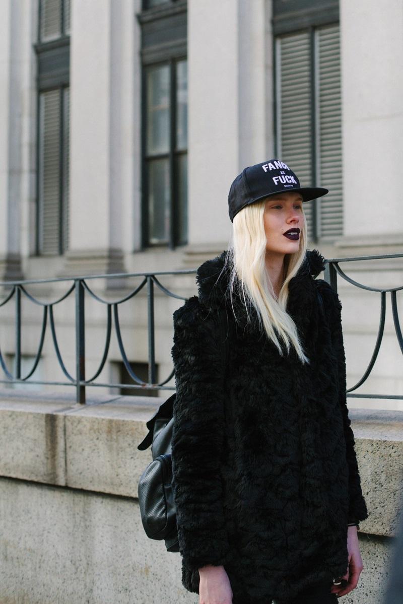 New York Fashion Week Street Style Minimal Visual