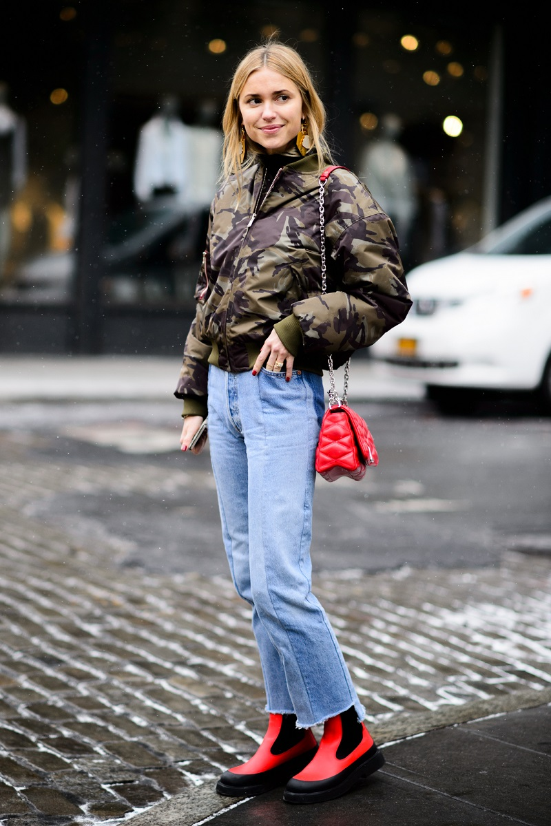 New York Fashion Week Fall 2016 Street Style Nyfw Fall 2016 34 Minimal Visual