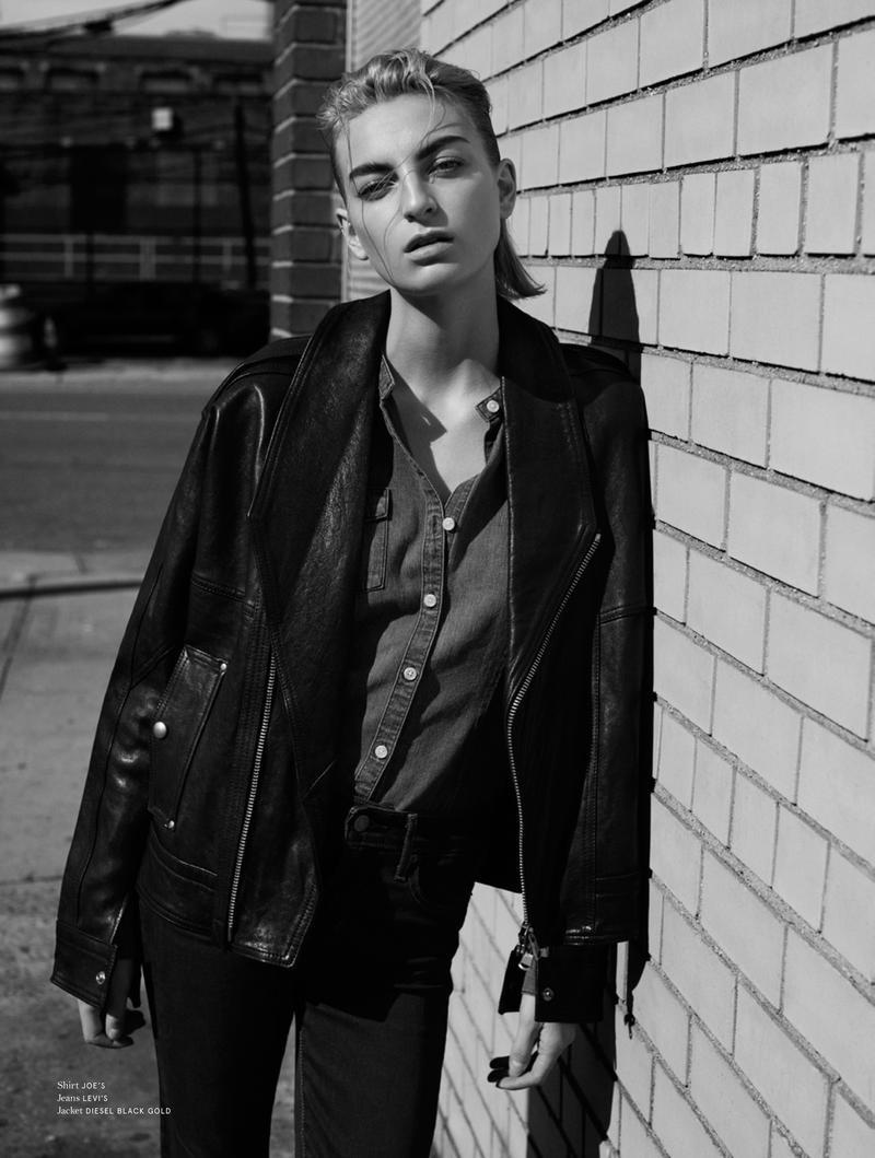 Rose Smith By Riccardo Vimercati For No Tofu Magazine Winter 2015-2016 (1)