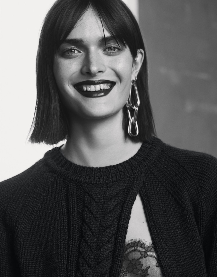 Sam Rollinson by Sarah Piantadosi for Porter Magazine Spring 2016 Into The Night (1)