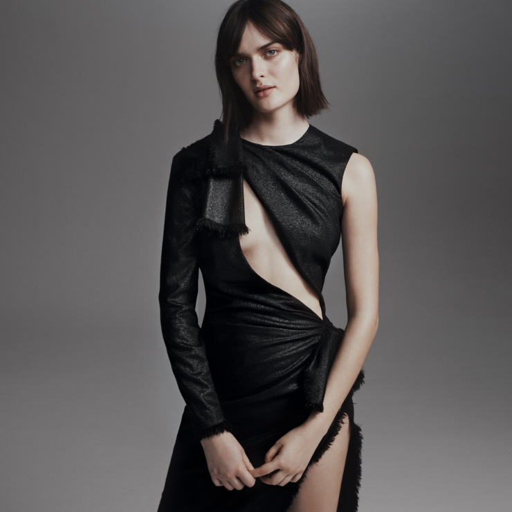 Sam Rollinson by Sarah Piantadosi for Porter Magazine Spring 2016 Into The Night (4)