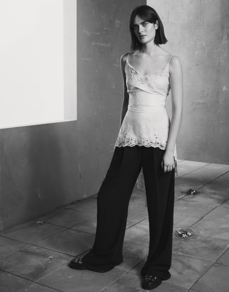 Sam Rollinson by Sarah Piantadosi for Porter Magazine Spring 2016 Into The Night (8)