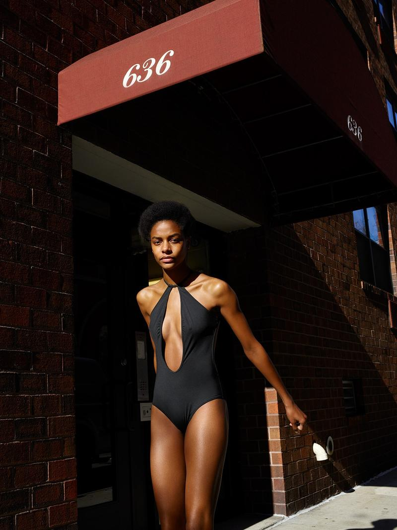 The Gentlewoman Spring-Summer 2016 Swimsuits (1)