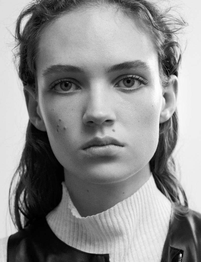2017 fashion lookbooks - Adrienne Juliger By Thomas Lohr For Muse Magazine Spring
