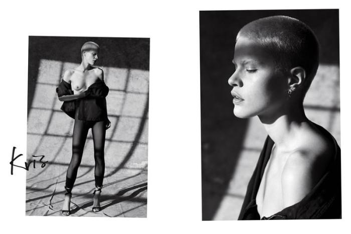Kris Gottschalk By Sante D'orazio x Carine Roitfeld For CR Fashion Book Spring-Summer 2016 (3)