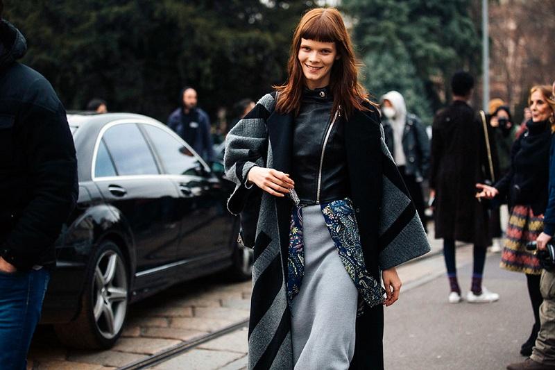 Milan Fashion Week Fall 2016 Street Style (1)
