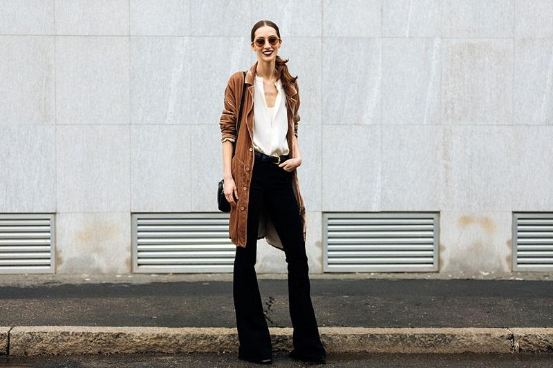 Milan Fashion Week Fall 2016 Street Style 32