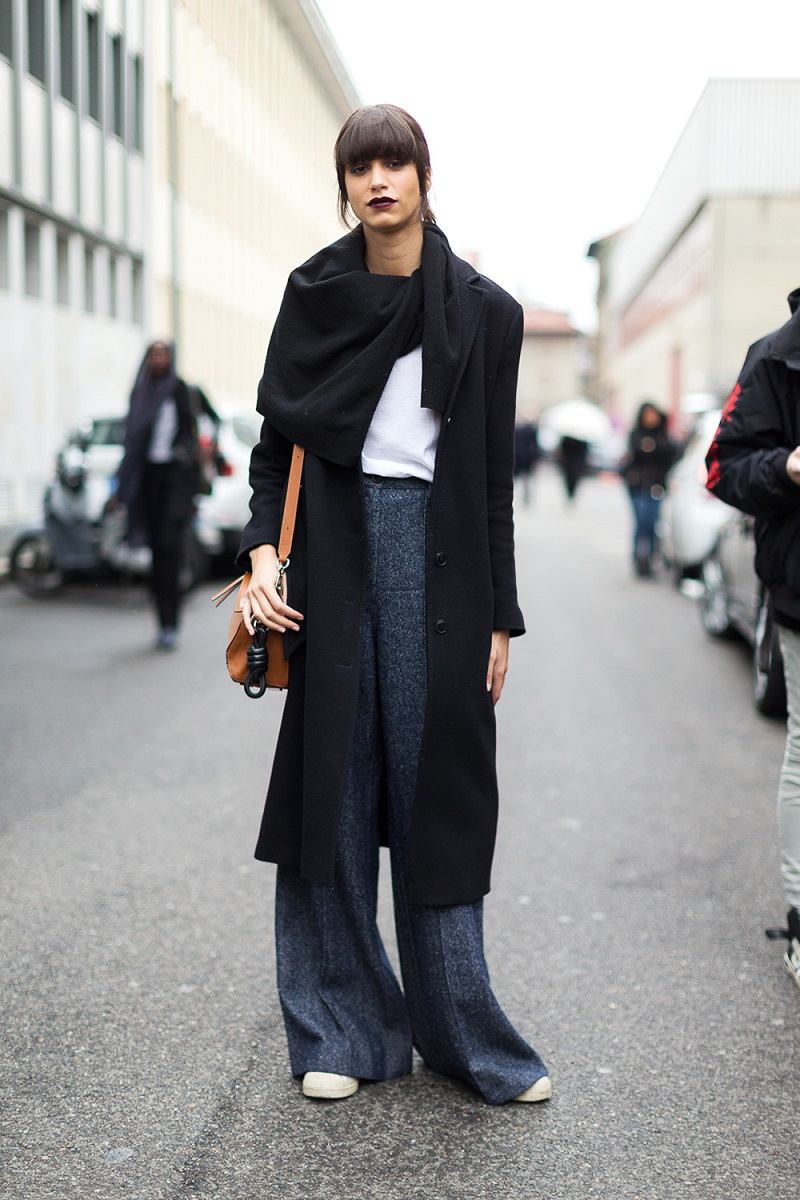 Milan Fashion Week Fall 2016 Street Style 5