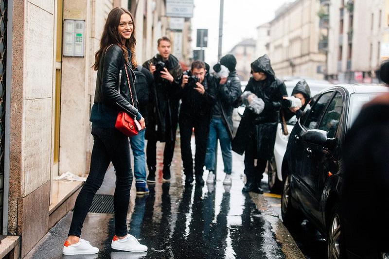 Milan Fashion Week Fall 2016 Street Style 6 Minimal Visual