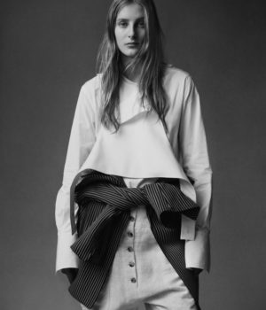 OLYMPIA CAMPBELL BY BEN WELLER FOR MUSE MAGAZINE SPRING-SUMMER 2016