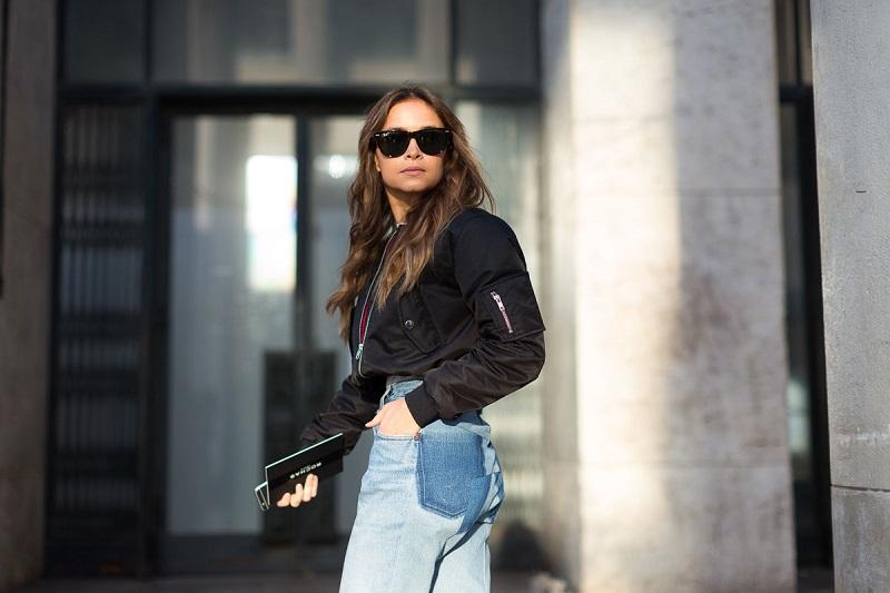 Paris Fashion Week Fall 2016 Street Style 24
