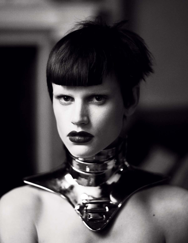 Saskia de Brauw & Elise Crombez by Mert Alas & Marcus Piggott For Interview Magazine March 2012 (10)