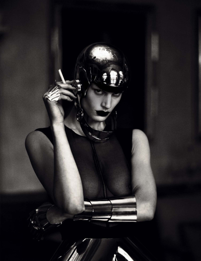 Saskia de Brauw & Elise Crombez by Mert Alas & Marcus Piggott For Interview Magazine March 2012 (7)