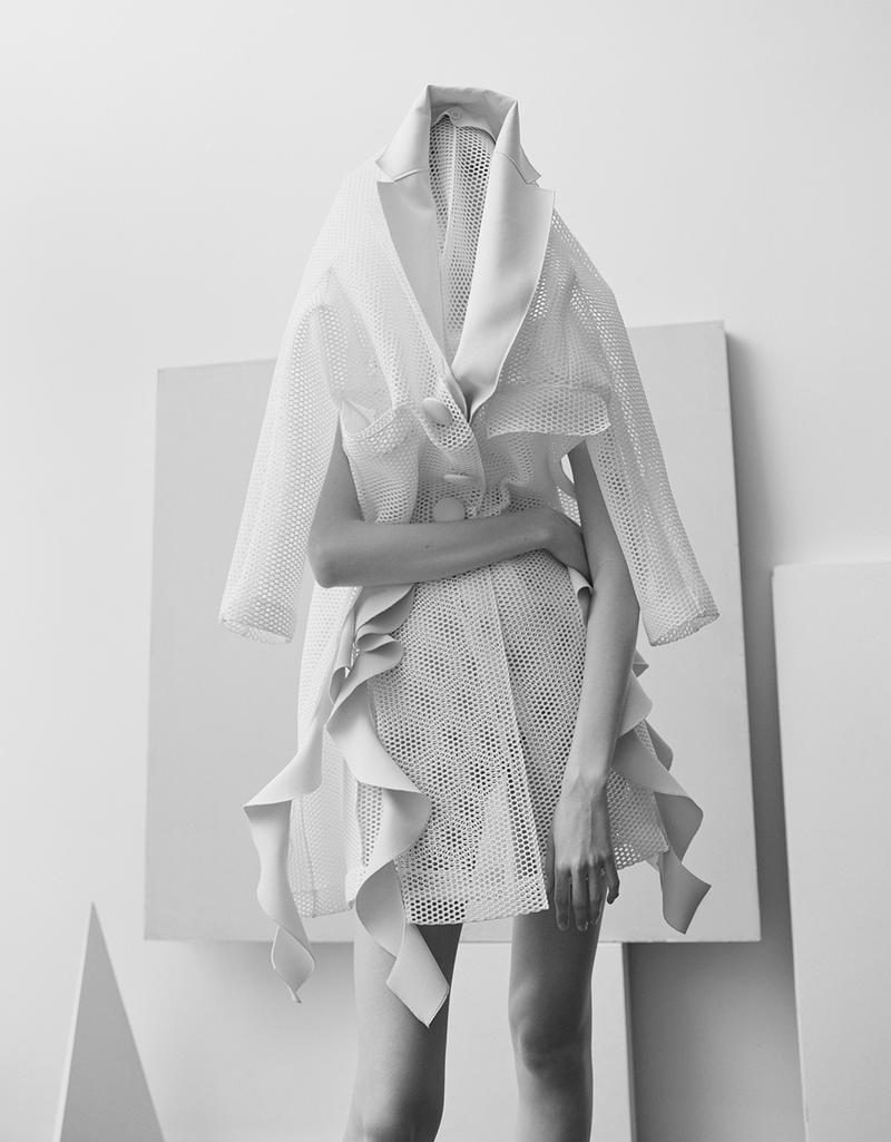 Viola Podkopaeva By Benjamin Vnuk For Supplement Magazine Spring-Summer 2016 (3)
