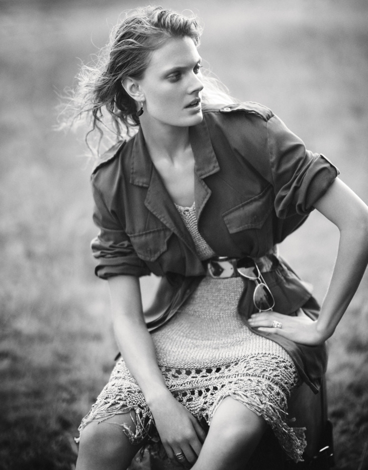 Constance Jablonski by Boo George for Porter Magazine Summer 2016 Song Of Africa (5)