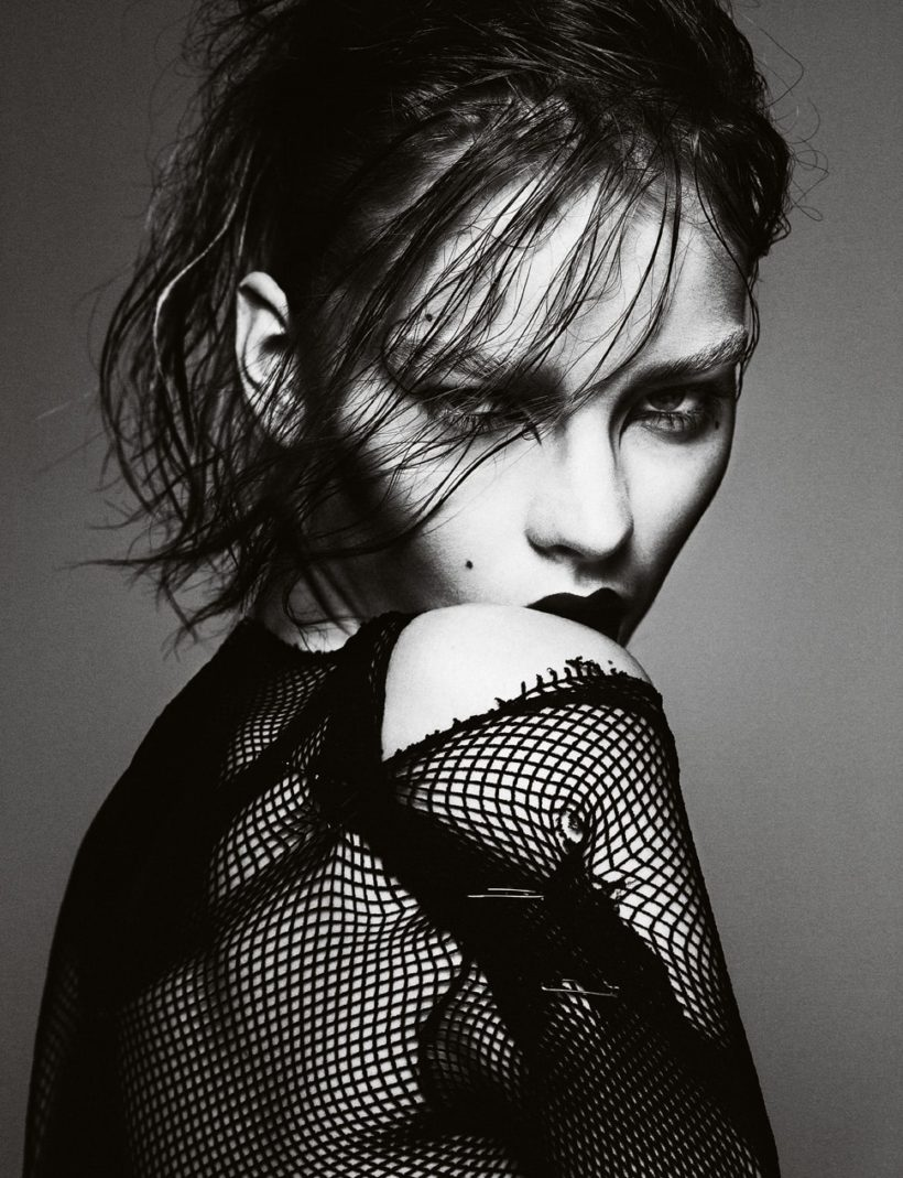 Gwen Loose by Txema Yeste For Virgine Magazine Spring-Summer 2011 Azzedine Alaia (3)
