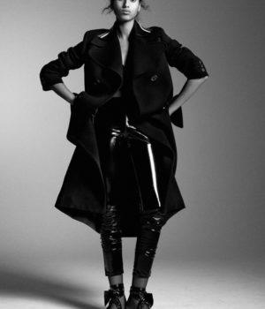 Spring Fashion's New Attitude: Imaan Hammam by Daniel Jackson for WSJ Magazine April 2016