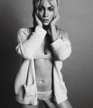 Jennifer Lopez By Inez & Vinoodh For W Magazine May 2016