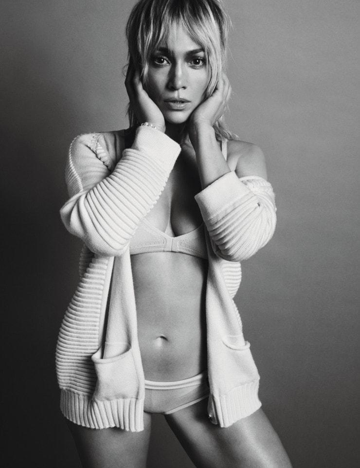 Jennifer Lopez By Inez & Vinoodh For W Magazine May 2016 (1)