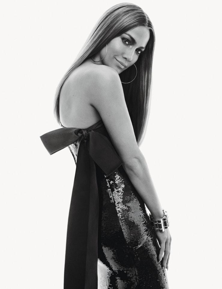 Jennifer Lopez By Inez & Vinoodh For W Magazine May 2016 (3)