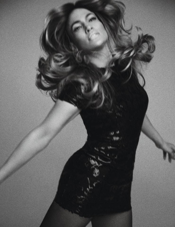 Jennifer Lopez By Inez & Vinoodh For W Magazine May 2016 (4)