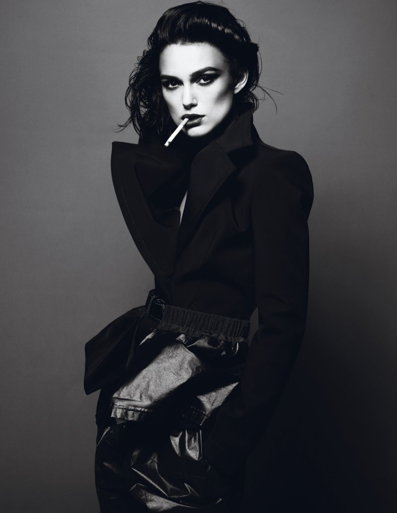 Keira Knightley by Mert & Marcus for Interview Magazine April 2012 (6)
