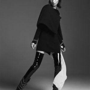 Liu Li Jun & Miao Bin Si By Trunk Xu For Elle China January 2014