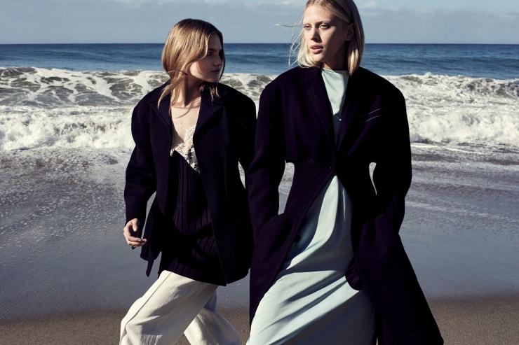 Vogue China May 2016 Spirited Away, Juliana Schurig, Aneta Pajak by Nathaniel Goldberg (1)
