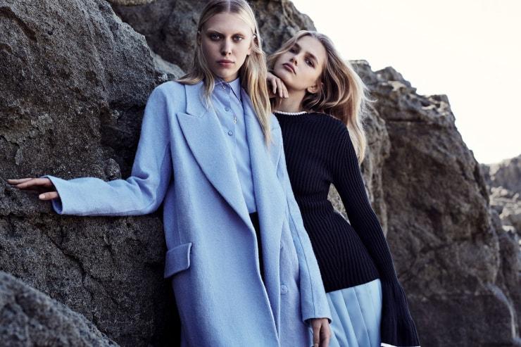 Vogue China May 2016 Spirited Away, Juliana Schurig, Aneta Pajak by Nathaniel Goldberg (4)