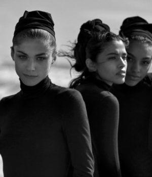 Vogue Italia April 2016 Unique Beauties