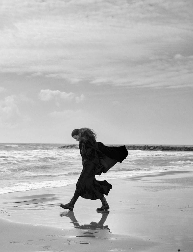 Vogue Italia April 2016 Unique Beauties By Peter Lindbergh (11)