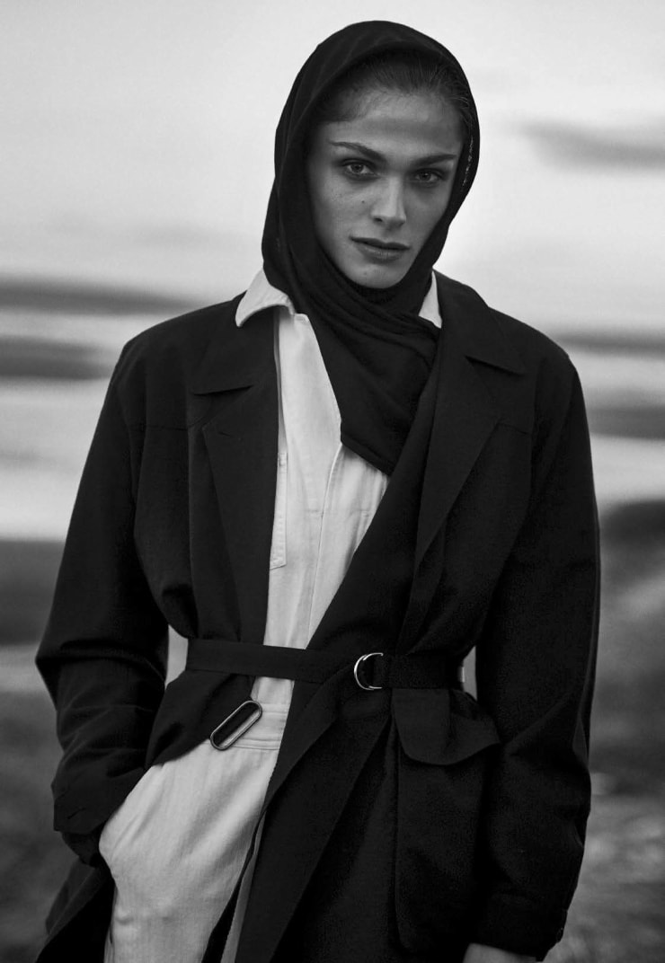 Vogue Italia April 2016 Unique Beauties By Peter Lindbergh (2)