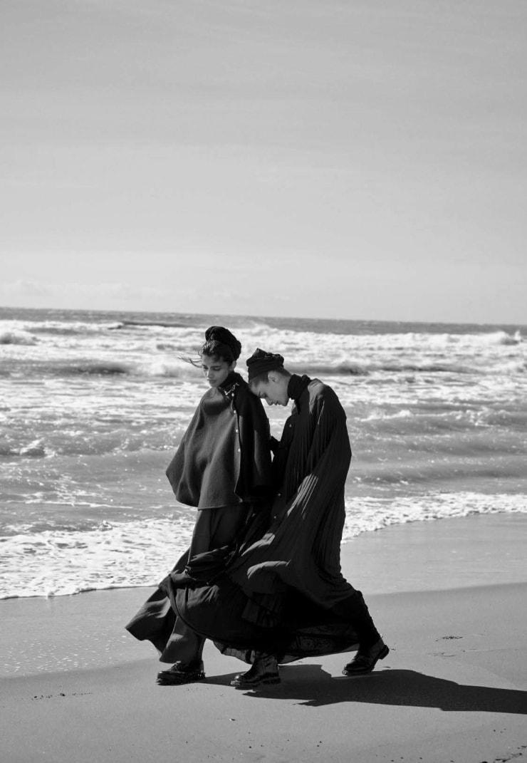 Vogue Italia April 2016 Unique Beauties By Peter Lindbergh (4)