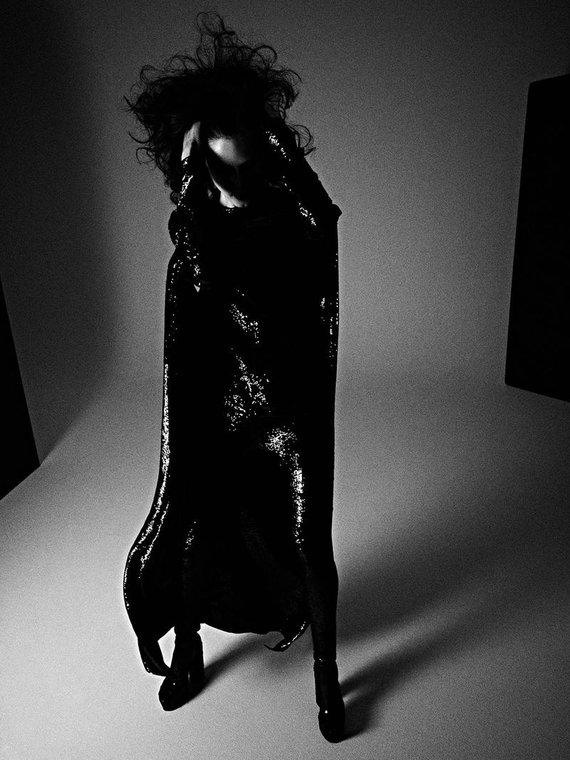 Anna Cleveland By Ben Hassett For Models (9)