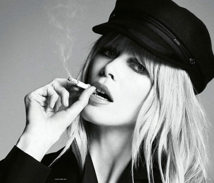 Claudia Schiffer By Luigi Murenu & Iango Henzi For Vogue Germany April 2014 (1)
