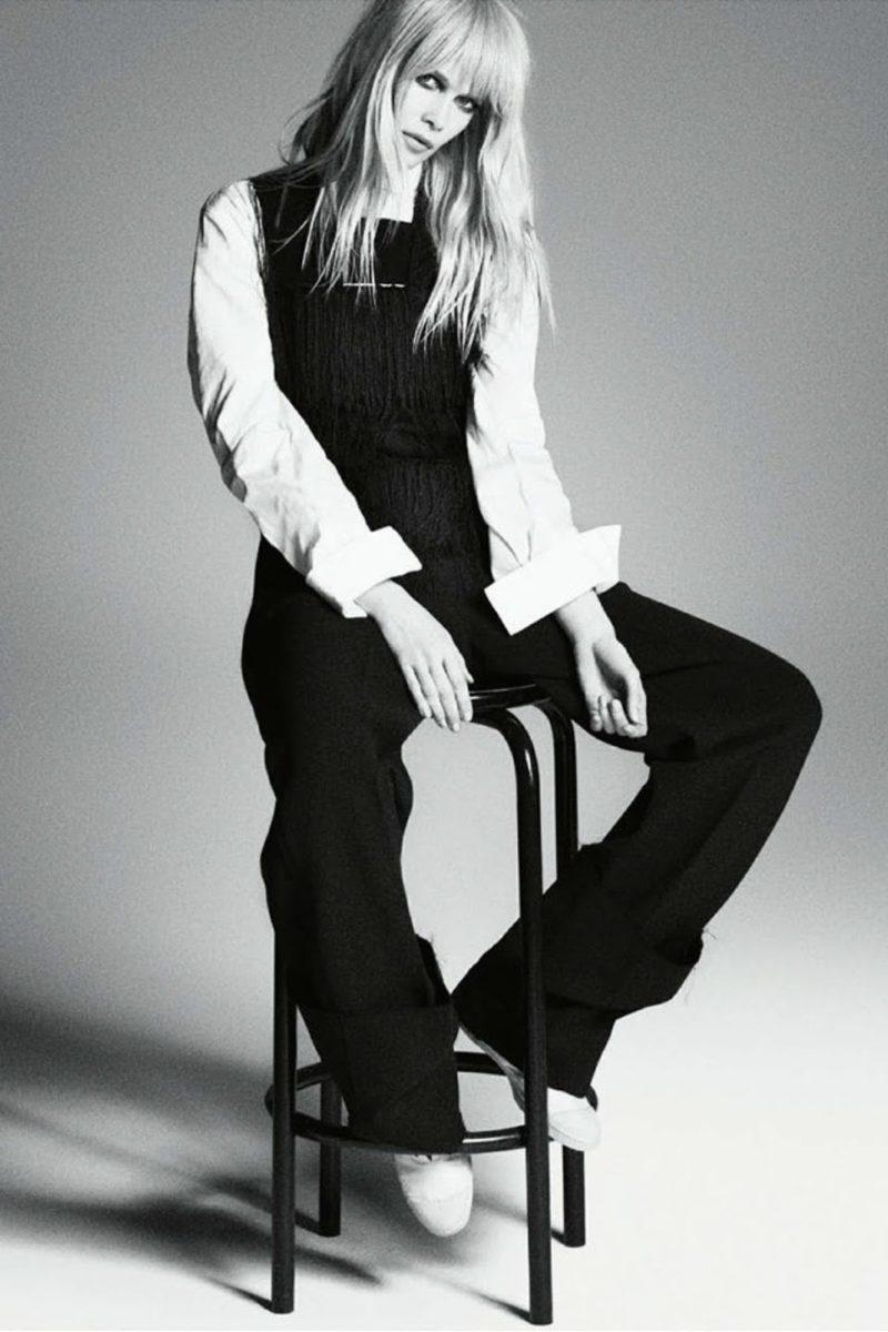 Claudia Schiffer By Luigi Murenu & Iango Henzi For Vogue Germany April 2014 (2)