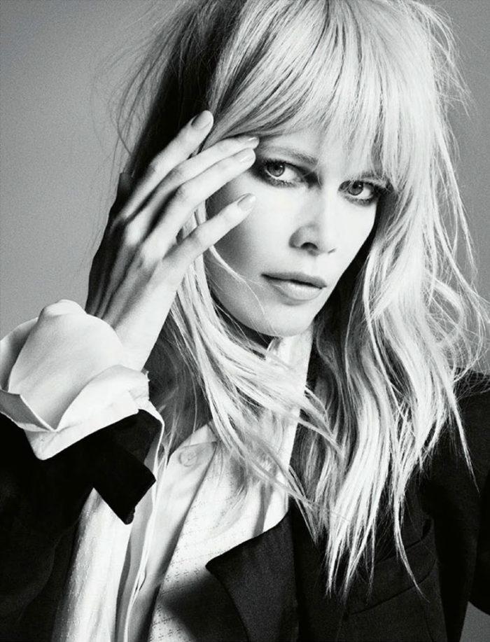 Claudia Schiffer By Luigi Murenu & Iango Henzi For Vogue Germany April 2014 (4)
