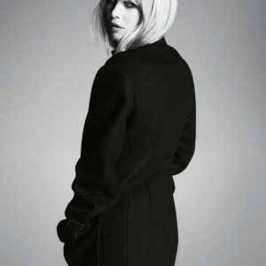 Claudia Schiffer By Luigi Murenu & Iango Henzi For Vogue Germany April 2014