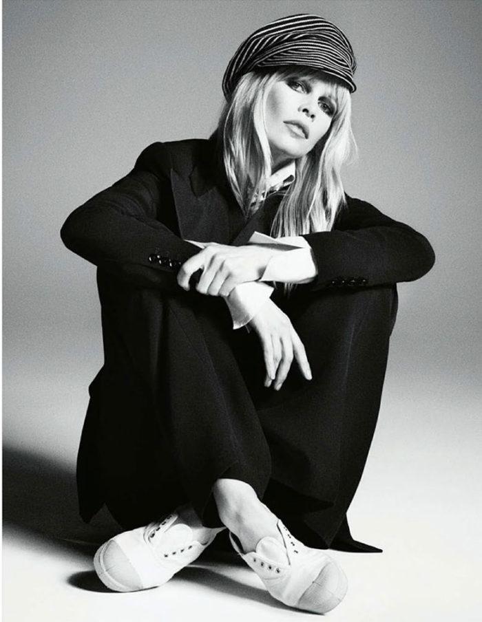 Claudia Schiffer By Luigi Murenu & Iango Henzi For Vogue Germany April 2014 (8)