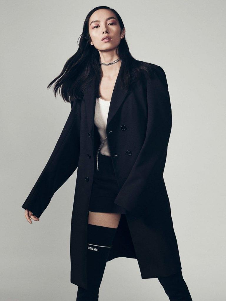 Fei Fei Sun by Sharif Hamza for Vogue China June 2016 (1)