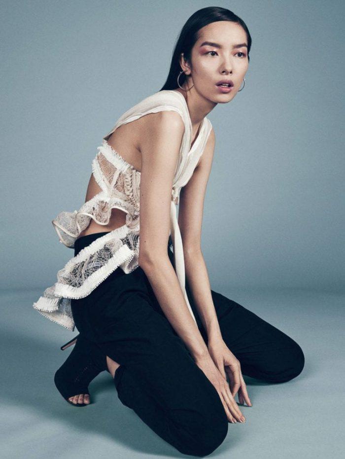 Fei Fei Sun by Sharif Hamza for Vogue China June 2016 (2)