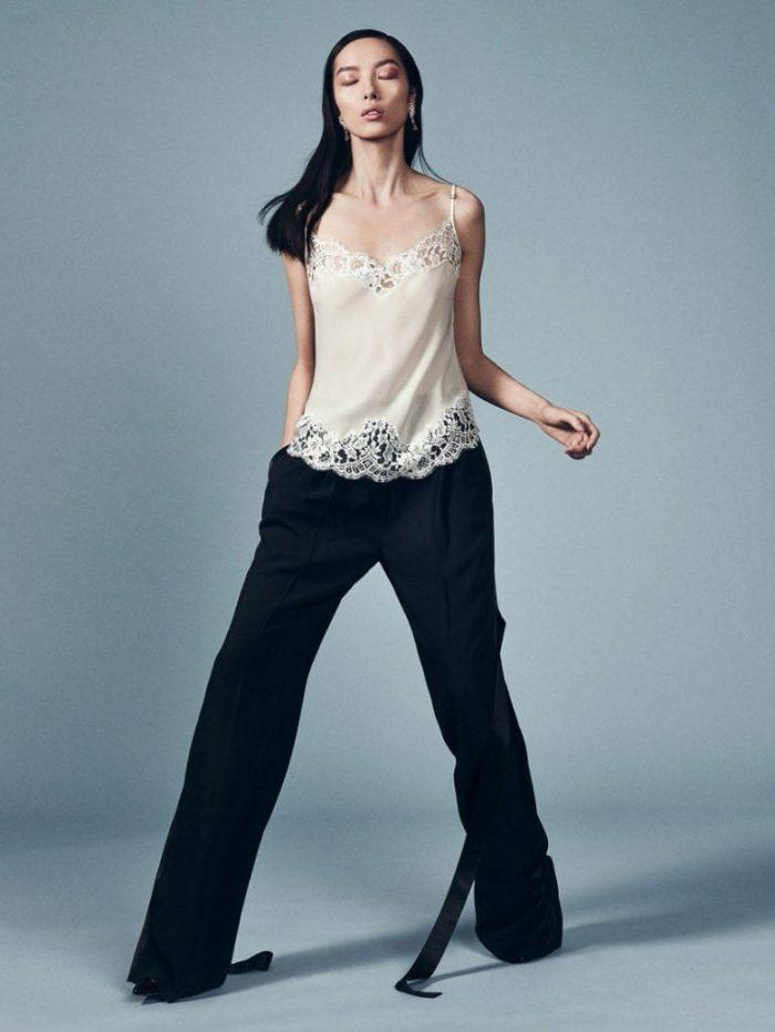 Fei Fei Sun by Sharif Hamza for Vogue China June 2016 (4)