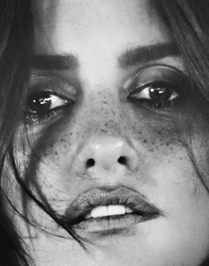 Penelope Cruz By Chantelle Dosser For Flaunt Magazine 2016 The Good Times Issue (3)